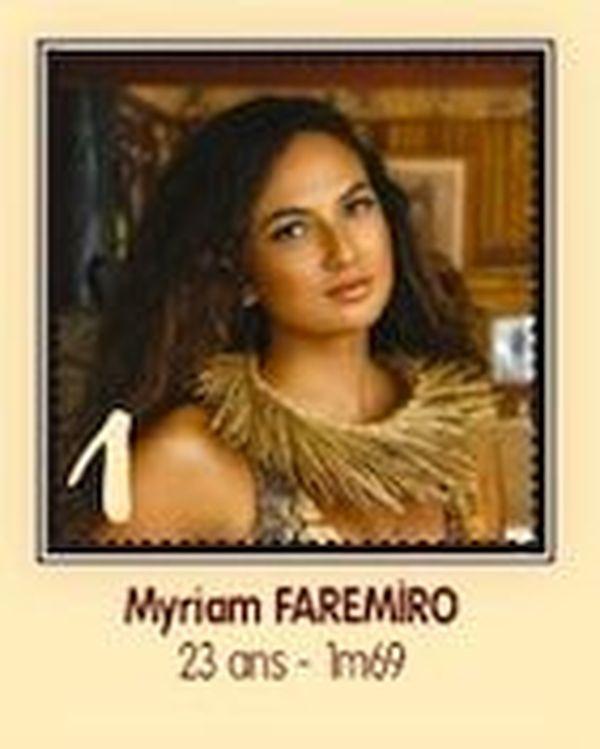 Myriam Faremiro