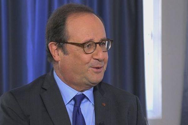 En visite durant deux jours à La Réunion, l'ancien président de la République a accordé à un entretien à Jean-Marc Collienne sur Réunion La 1ère
