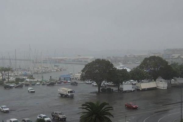 Vigilance orange fortes pluies