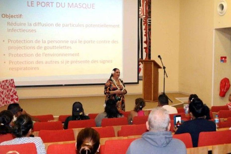 Formation des professionnels du tourisme aux protocoles sanitaires - Polynésie la 1ère