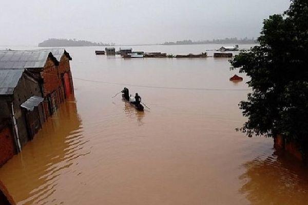 Madagascar, Inondation et conséquences 27 janvier 2020