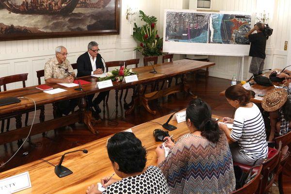 Projet Mahana Beach : après l'échec de Recas, le Pays mise sur la carte locale