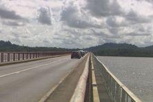 14 000 véhicules transitent quotidiennement sur le pont du Larivot