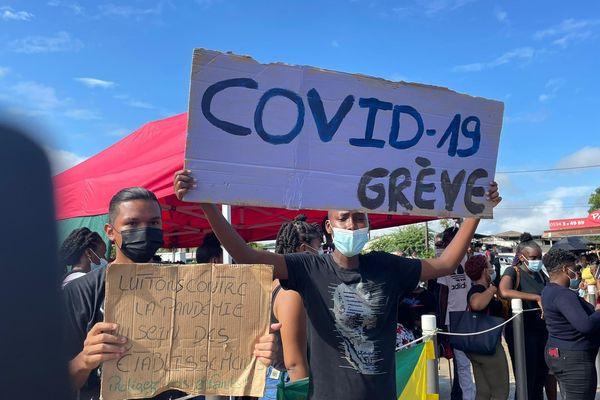 Grève lycéens