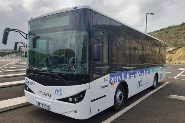 Bus Martinique Transport