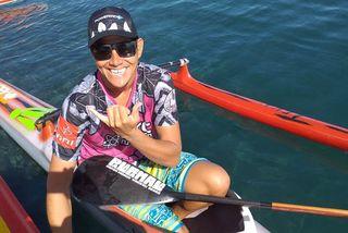 Hinatea Bernadino, grande gagnante du Te Aito 2019