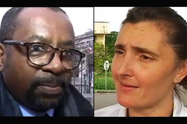 Patrick Collé et Sylvie Désert