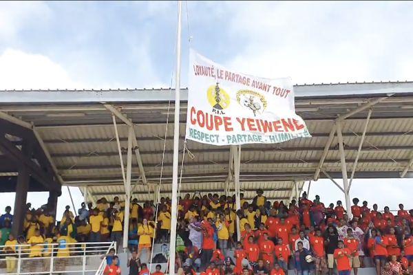 Coupe Yeiwene 2021, cérémonie d'ouverture à La Roche