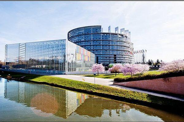 Le parlement Européen  Bruxelles