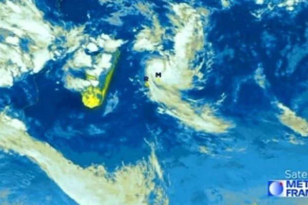 Carte satellite Météo France
