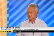 Gaston Tong Sang accède au perchoir