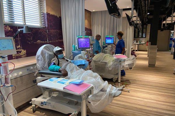 Centre de dialyse Pointe-Noire