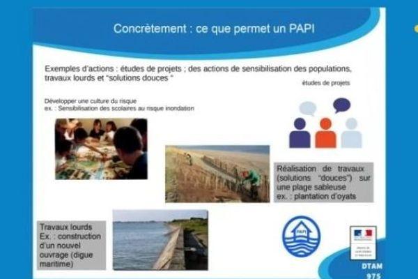 Nouvelle réunion autour de la gestion des risques inondation