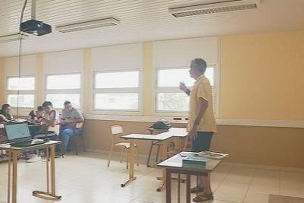 Nouvelle classe 1ère STI2D au lycée