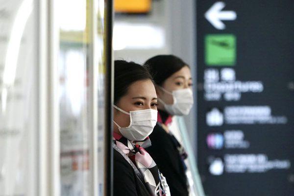 Japon : port du masque