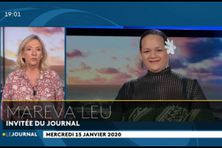 Mareva Leu présente le 17e FIFO
