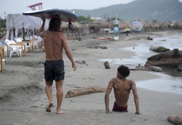 Alca, le migrant vénézuélien (7)