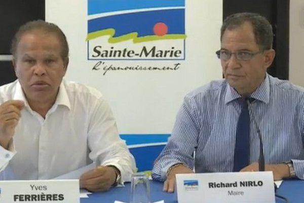 Richard Nirlo Sainte Marie