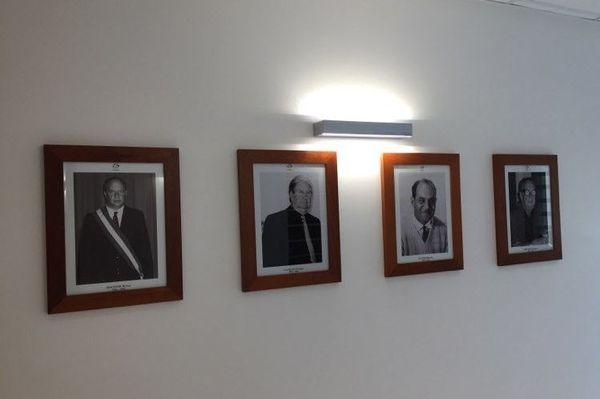 Boulouparis. Galerie de portraits maires