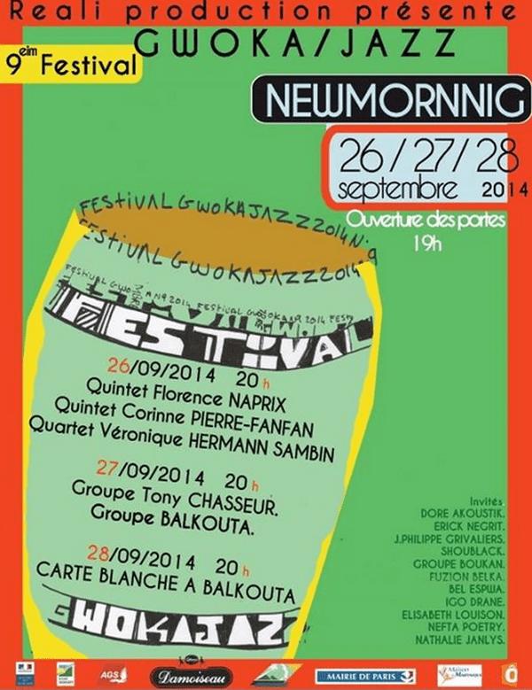 9e Gwoka jazz festival