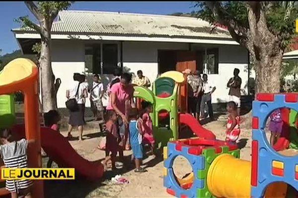 Rentrée sans encombre pour les élèves de Bora Bora