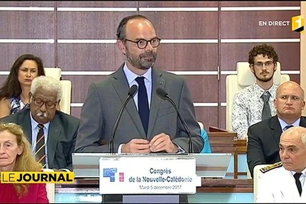 Référendum calédonien : la méthode Edouard Philippe