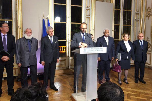 16e comité des signataires : discours du premier ministre