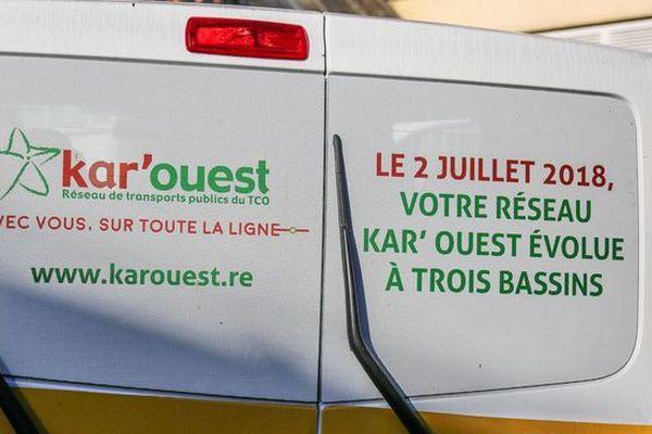 Kar'ouest bus Trois Bassins