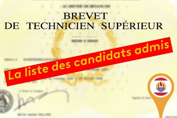Brevet de Technicien Professionnel : les candidats admis