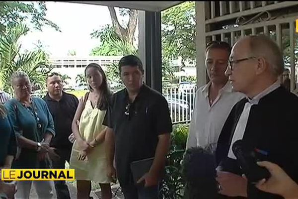 Crash d'Air Moorea : les familles des victimes réclament 2,4 milliards CFP d'indemnisation