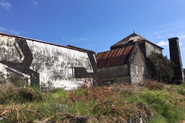Ancienne usine de Pierrefonds
