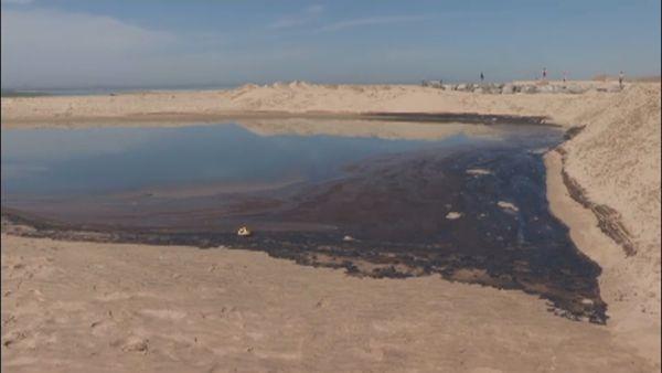 pollution Californie