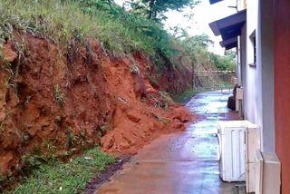 33 personnes évacuées de leur maison à Attila-Cabassou à Rémire-Montjoly