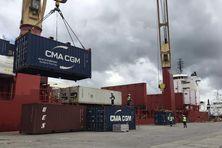Port de Degrad Des Cannes, en Guyane