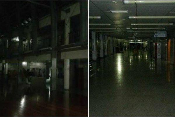 Panne d'électricité Papeete
