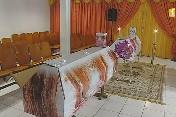 Cercueils en carton