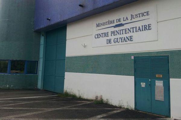 Prison de Rémire-Montjoly (Guyane)