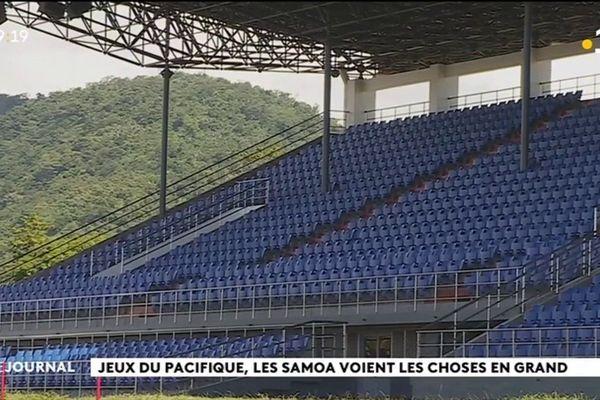 C'est dimanche que débuteront les jeux du pacifique aux Samoa