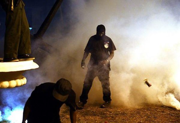 Affrontements à Cayenne