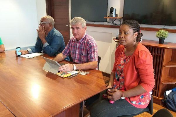 Blocage EPFA Guyane