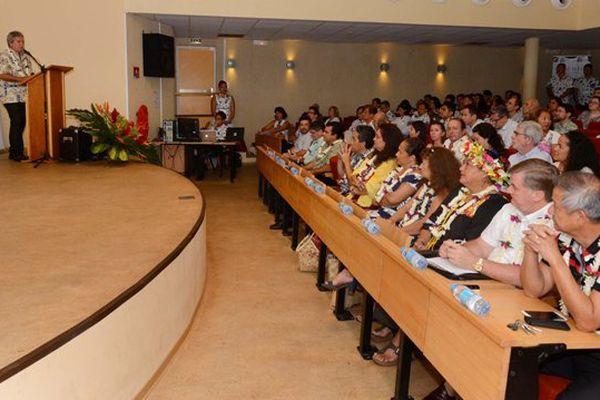 Conférence anuelle Tahiti Tourisme 2
