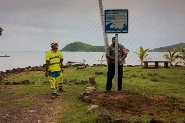 prévention tsunami