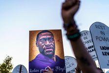 Manifestation de rue aux Etats-Unis à la mémoire de Georges Floyd décédé le 25 mai 2020 (image d'illustration)