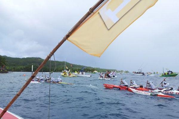 duel entre EDT et Shell Hawaiki nui 2eme étape
