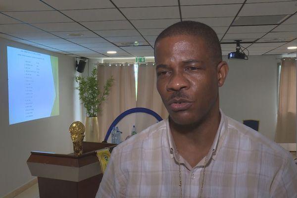 football : Marcel Bafau réélu à la tête de la ligue de football de Guyane