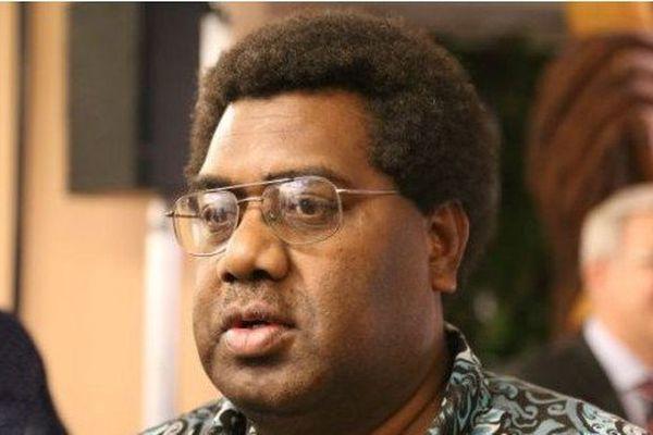Le Président du Parlement du Vanuatu