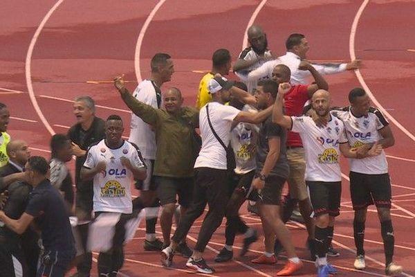 Football JSSP Saint-Pierroise qualifiée pour la finale de la Coupe Régionale de France CRDF groupe A 150919
