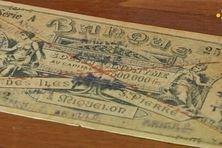 Les premiers billets de Saint-Pierre et Miquelon sont émis en 1889.