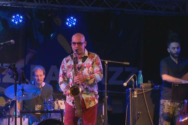 Jacques Schartz-Bart au festival PappJazz d'Haïti