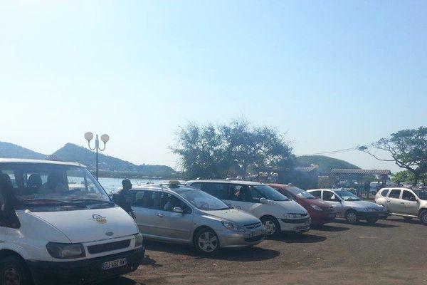 Taxis en Petite Terre